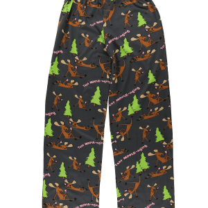 Text Moose-age | Women's Fitted Pant