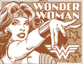 Wonder Women – Duotone