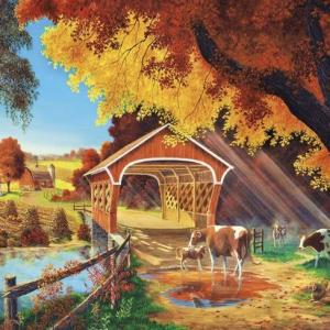 Autumn Morning 300 pc.