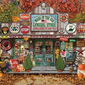 General Store 1000 pc.