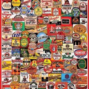 Cheers and Beers 1000 pc.