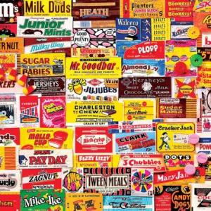 Candy Wrappers 1000 pc.