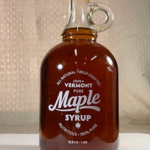 Locally Produced – Hollow Road Maple Syrup (Grade A Amber)