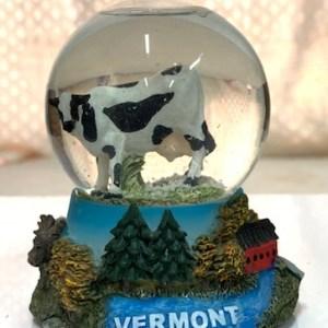 Cow Snowglobe