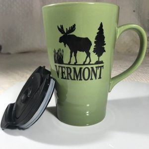Vermont Ceramic Travel Mugs