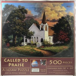 Called To Praise 500 pc.