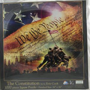 The Constitution 1000 pc.