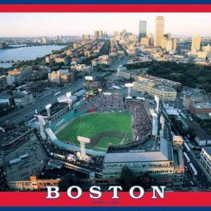 Boston's Fenway Park 550 pc.