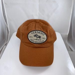Vermont Green Mountains Moose Hat