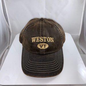 Weston VT Hat