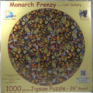 Monarch Frenzy 1000 pc.
