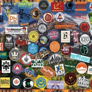 Colorado Craft Beer 1000 pc.