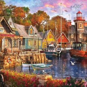 Harbor Evening 1000 pc.
