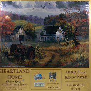 Heartland Home 1000 pc.