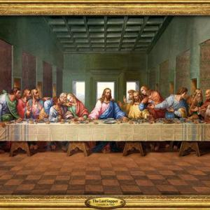 The Last Supper 1000 pc.