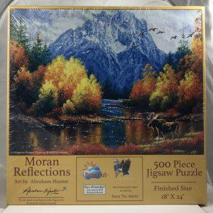 Moran Reflections 500 pc.