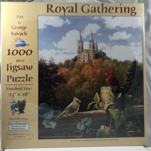 Royal Gathering 1000 pc.