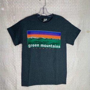 Patagonia Style Green Mountains T-Shirt