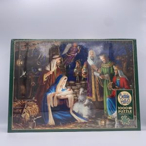 Miracle in Bethlehem 1000 PC Puzzle