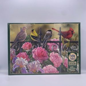 Birds on a Fence 1000 PC Puzzle