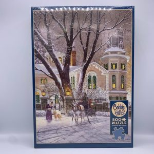 Sleigh Ride 1000 PC Puzzle