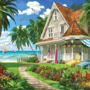 Beach House 1000 pc.