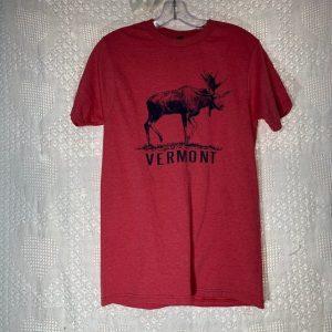 Vermont Deluxe Moose T-Shirt