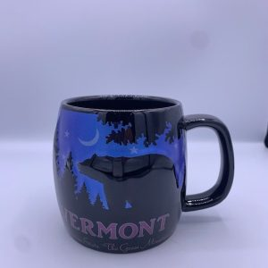 Vermont Moonlight Moose and Bear Mug