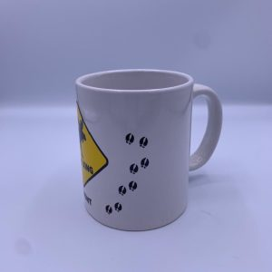 Vermont Moose Crossing Mug