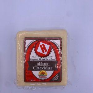 Vermont Farmstead Alehouse Cheddar Cheese