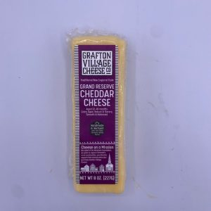 Grafton Village Grand Reserve Cheddar Cheese