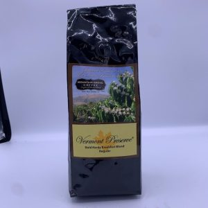 Mountain Grove Vermont Preserve Coffee