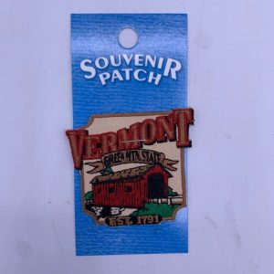 Vermont Covered Bridge Patch