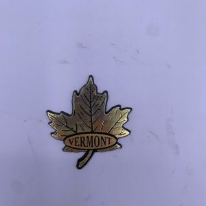 Vermont Maple Leaf Magnet