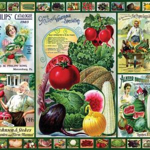 Everything for the Garden 1000 pc.