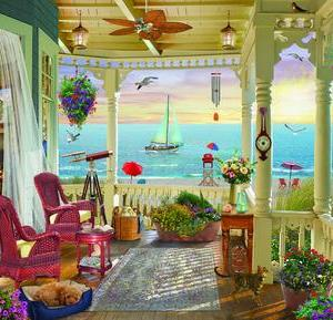 Summer Breeze 1000 pc.