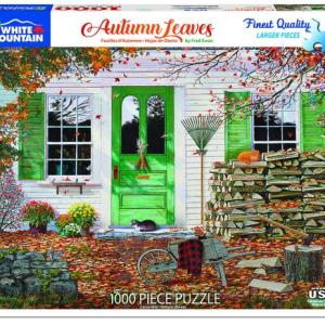 Autumn Leaves 1000 pc.