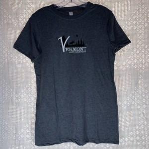 Vermont Moose Scene T-Shirt