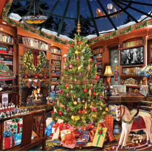 Christmas Seek and Find Puzzle 1000 pc.