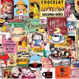 Hot Cocoa Puzzle 1000 pc.