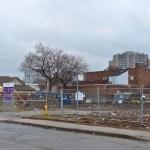 Demolished Denison houses