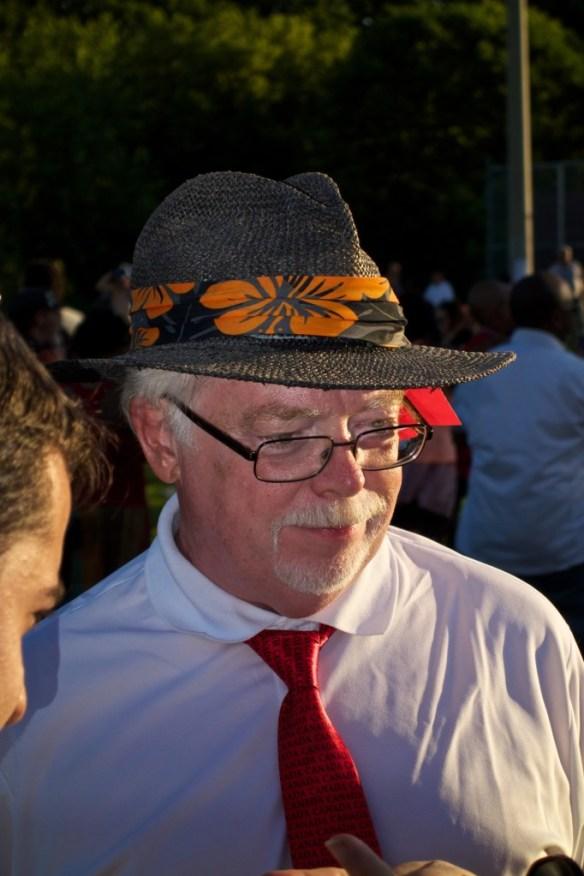 Mike Sullivan MP.