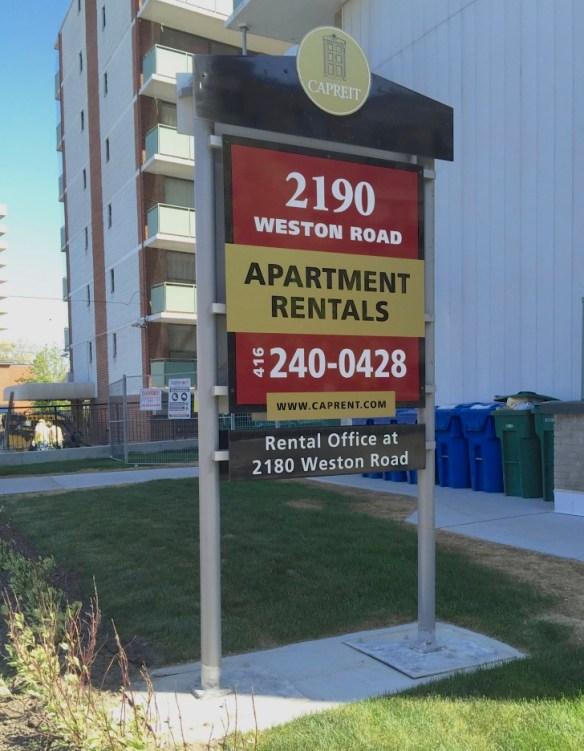 2190 Weston Road.   1 Bedroom:    $ 880.   2 Bedroom:    $1065