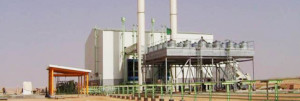 Great Mabruk power station