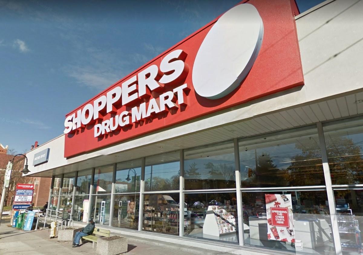 Man murdered outside Shoppers Drug Mart