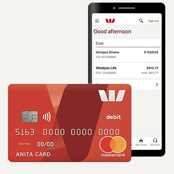 Bank Account With Debit Card Westpac Choice Westpac