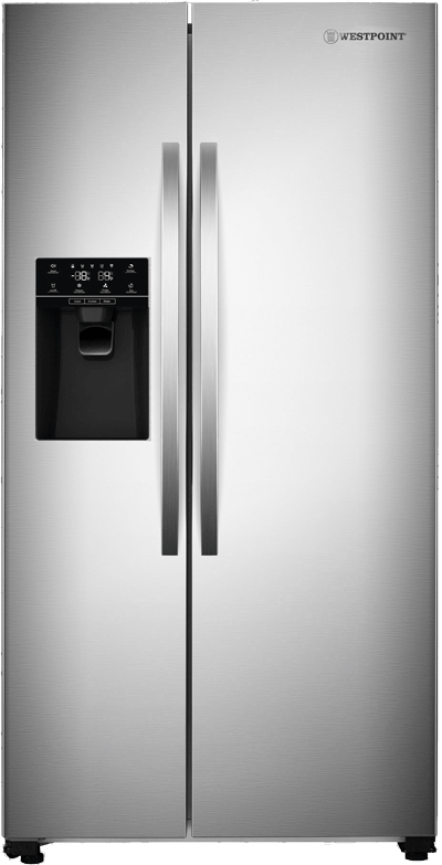 Refrigerators westpoint side by side swarovskicordoba