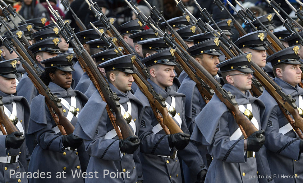 Image result for Military parade at West point