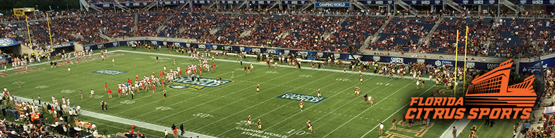 Enhanced Fan Experience With Display Media Technology At Florida Citrus Sports