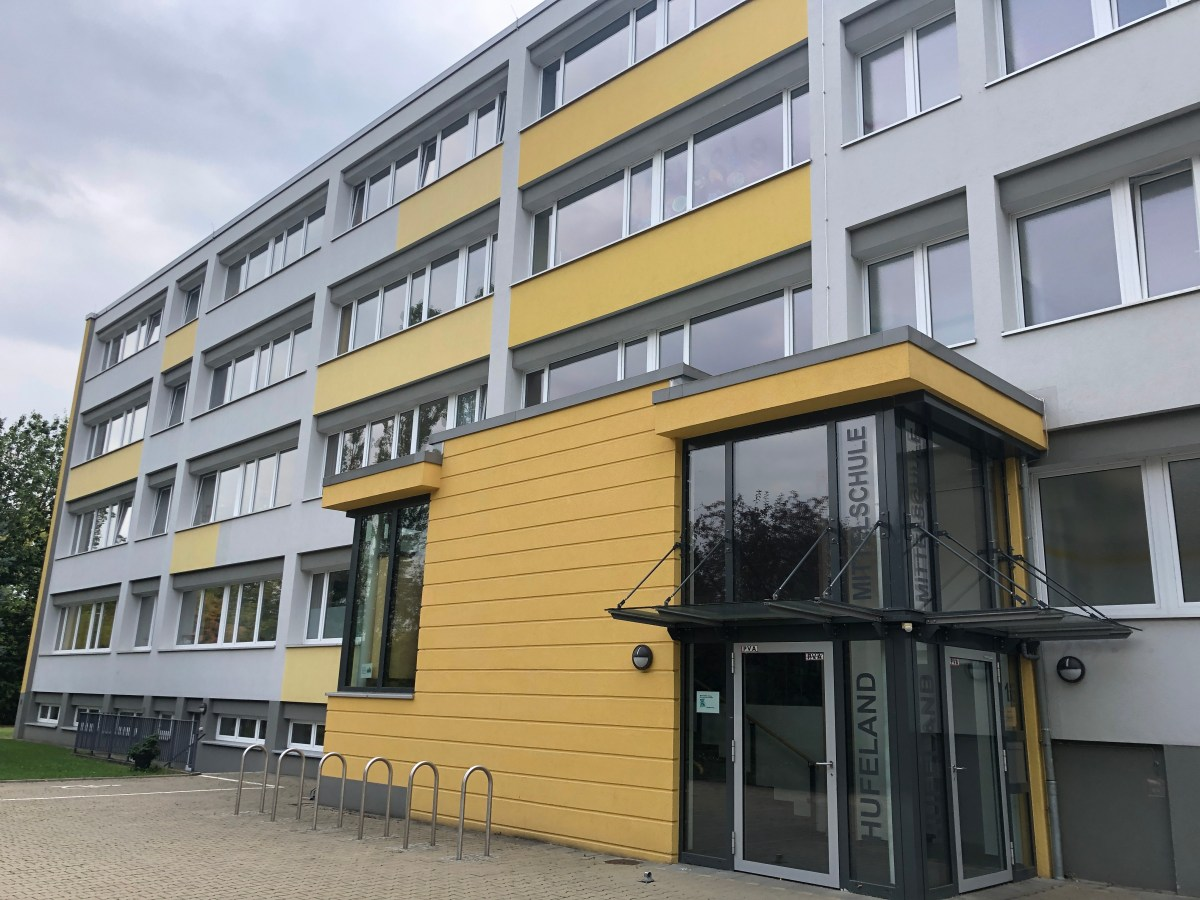 Bombendrohung Schule
